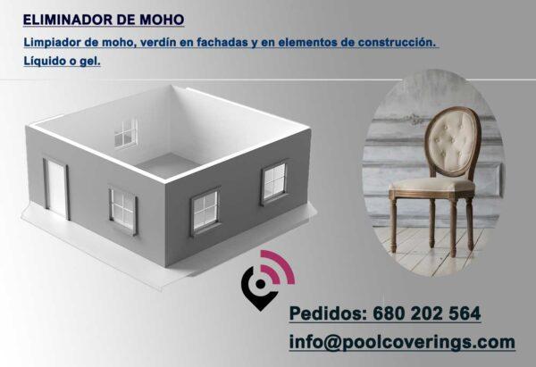 ELIMINADOR DE MOHO