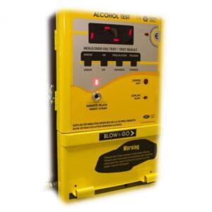 alcoholimetro a monedas blow go cdp 4500
