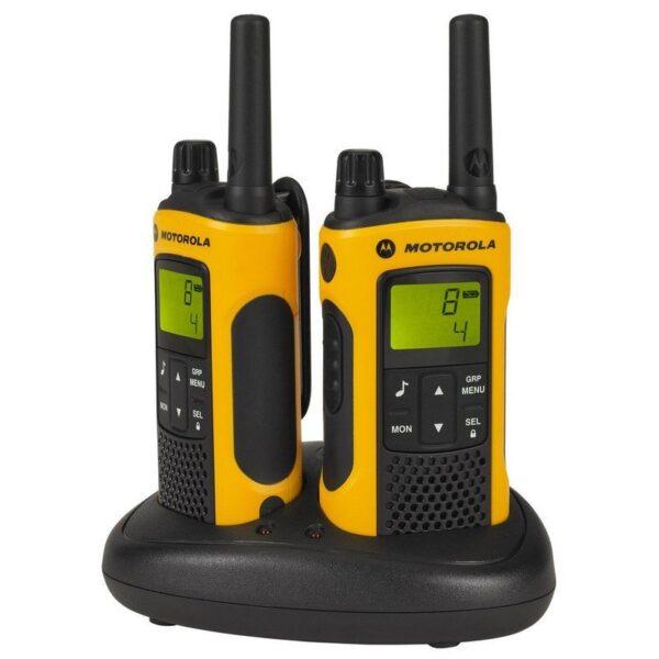 motorola t80 extreme pack walkie talkie 10km 8 canales 3