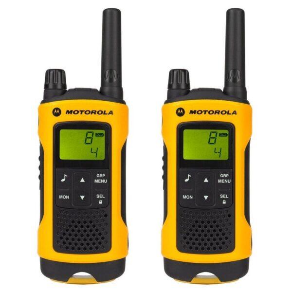 motorola t80 extreme pack walkie talkie 10km 8 canales